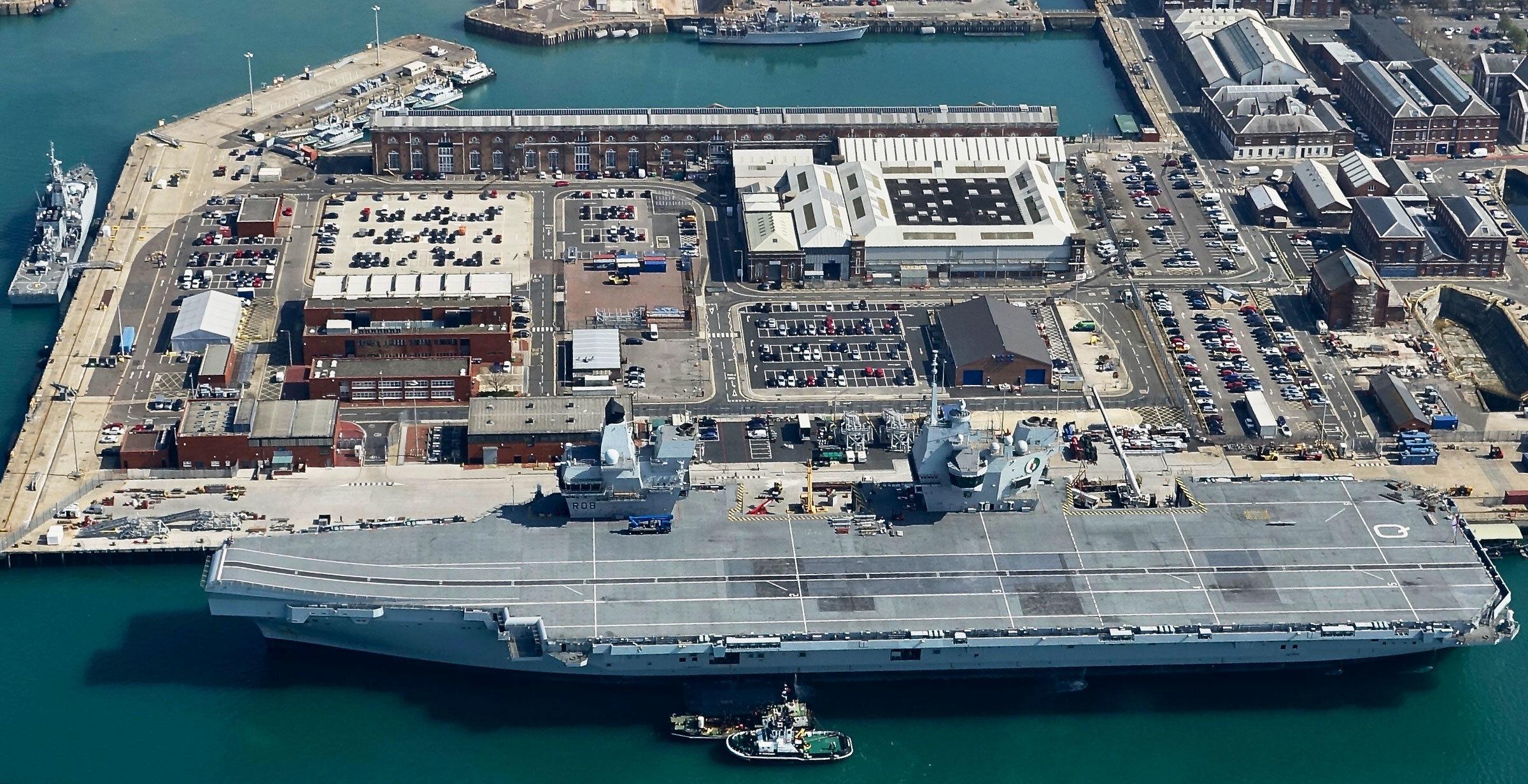 Princess Royal Jetty Portsmouth