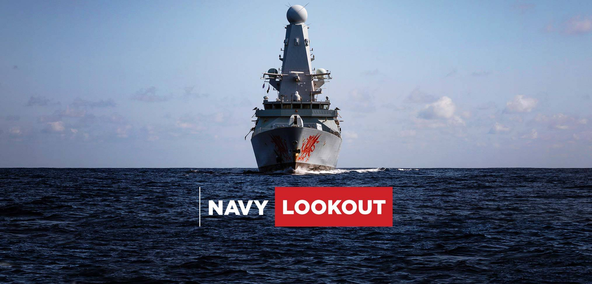 Save the Royal Navy is being re-branded as Navy Lookout