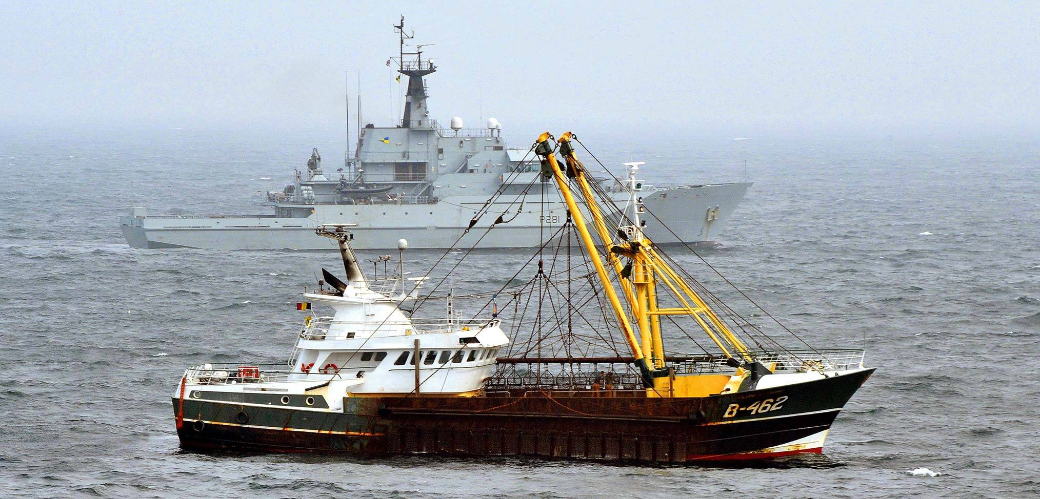 The Royal Navy – ready for a measured response to Brexit fishing issues?