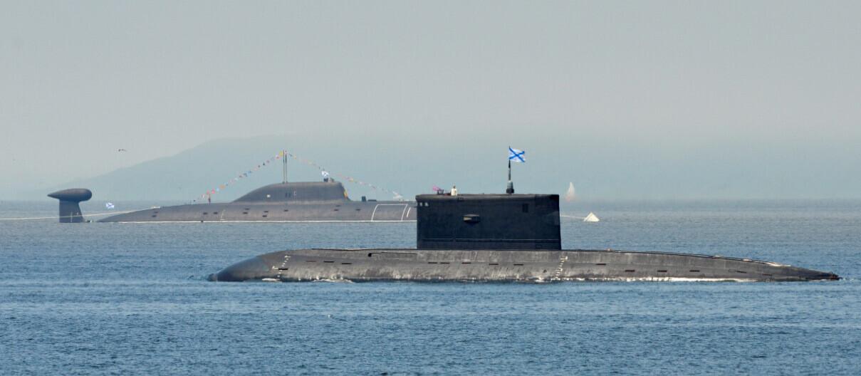 Russian submarines