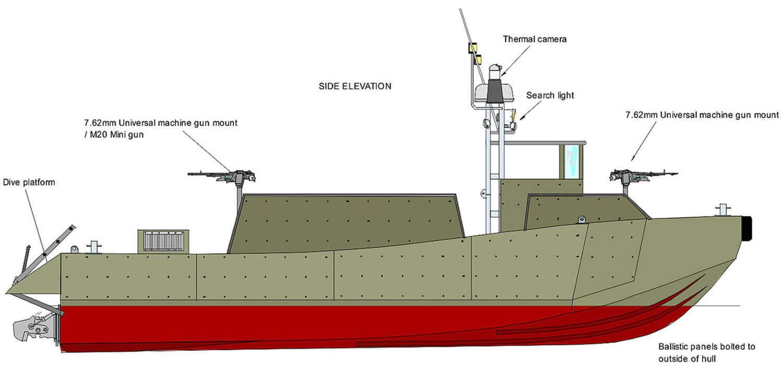 Savehaven Marine Piranah