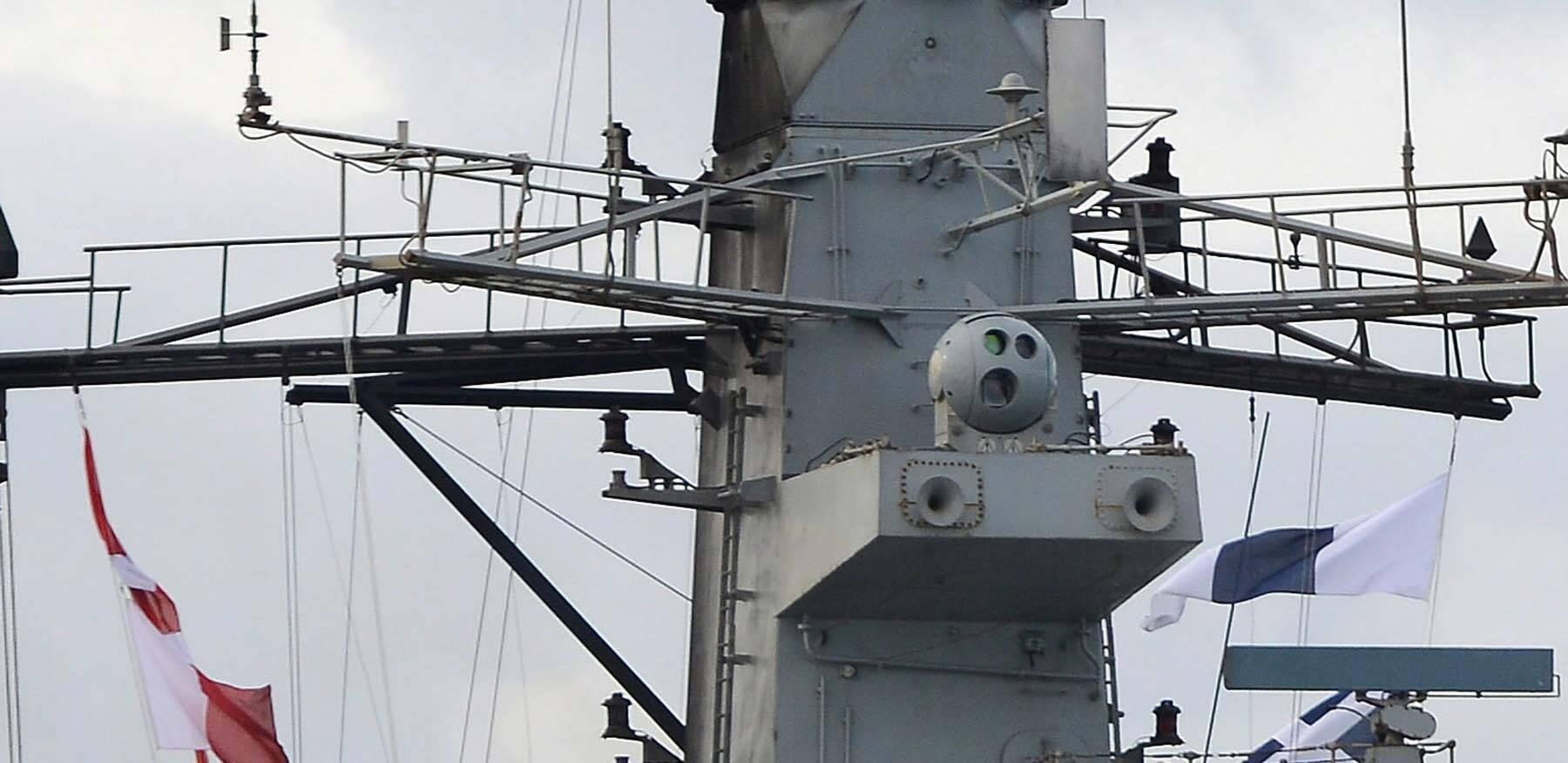 Sea Archer Type 23 Frigate