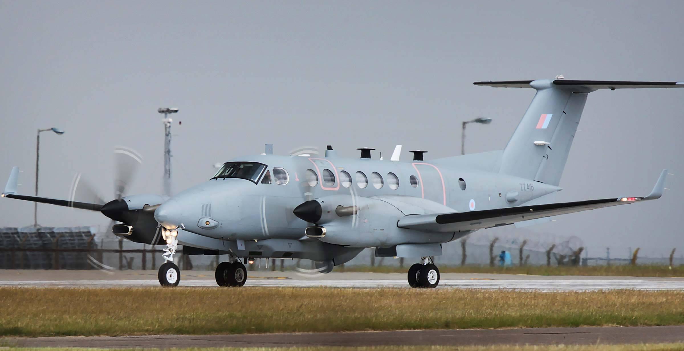 RAF Shadow R1