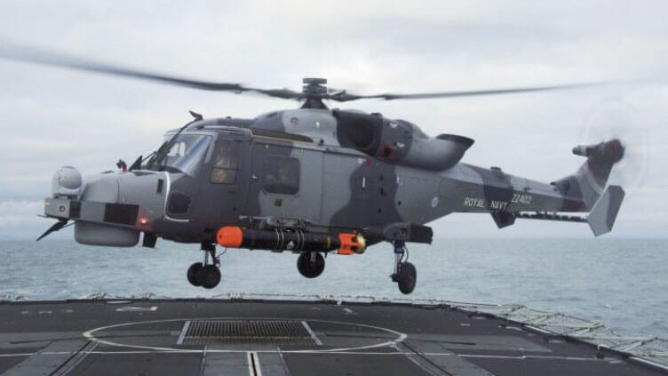 Wildcat Helicopter