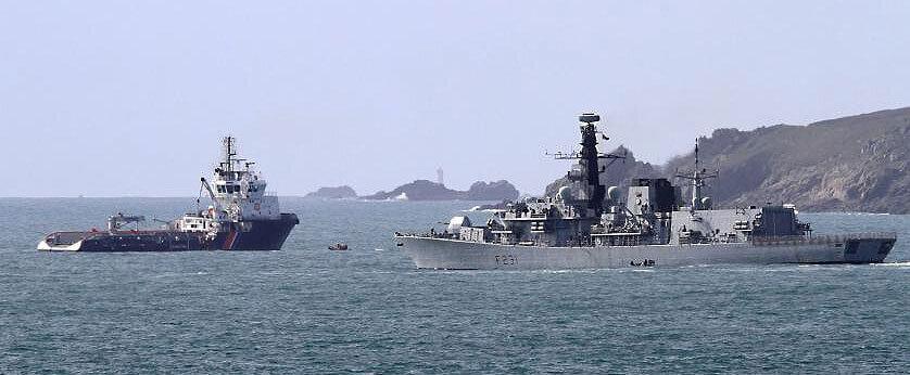 HMS Argyll and Argonaute