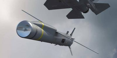 Putting the 'strike' in UK carrier strike – the SPEAR 3 stand-off weapon