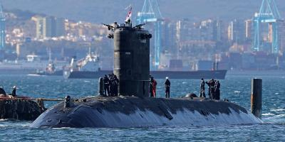 Royal Navy submarines and non-acoustic sensor technology
