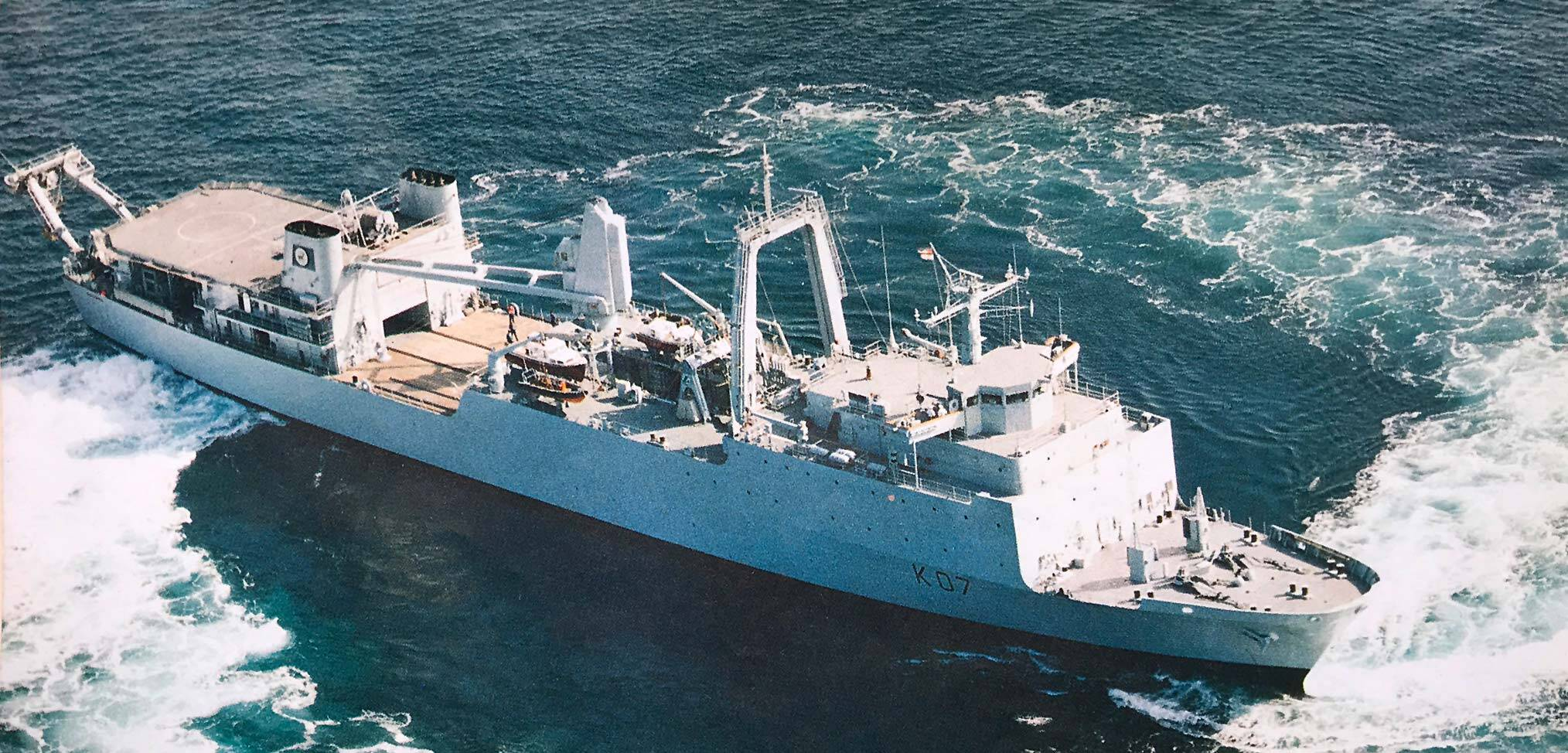 Context and considerations – new multi-role research vessels for the UK