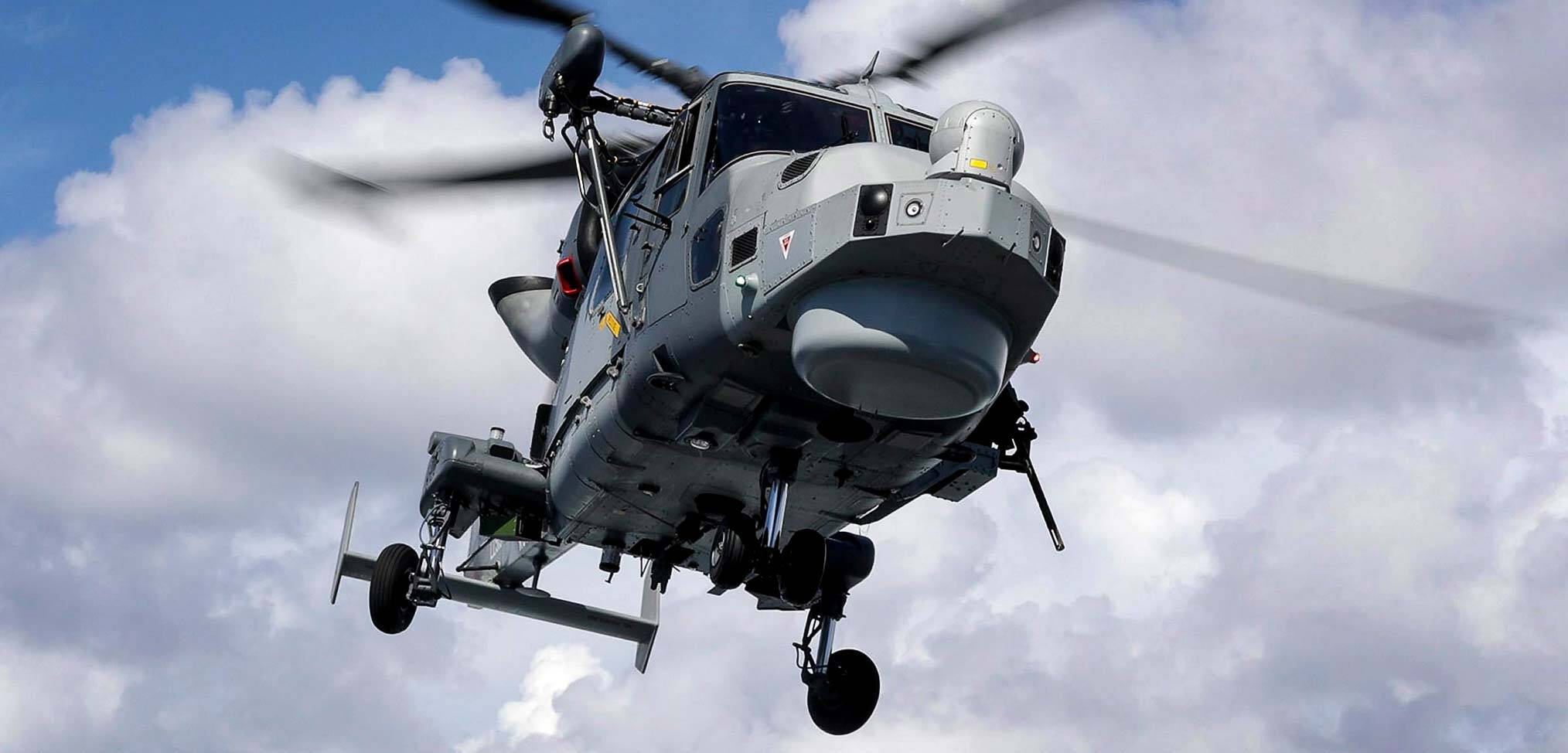 Axing the Royal Navy's Wildcat helicopters – still an option for the Integrated Review