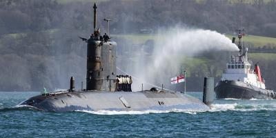 Duty done – farewell HMS Trenchant