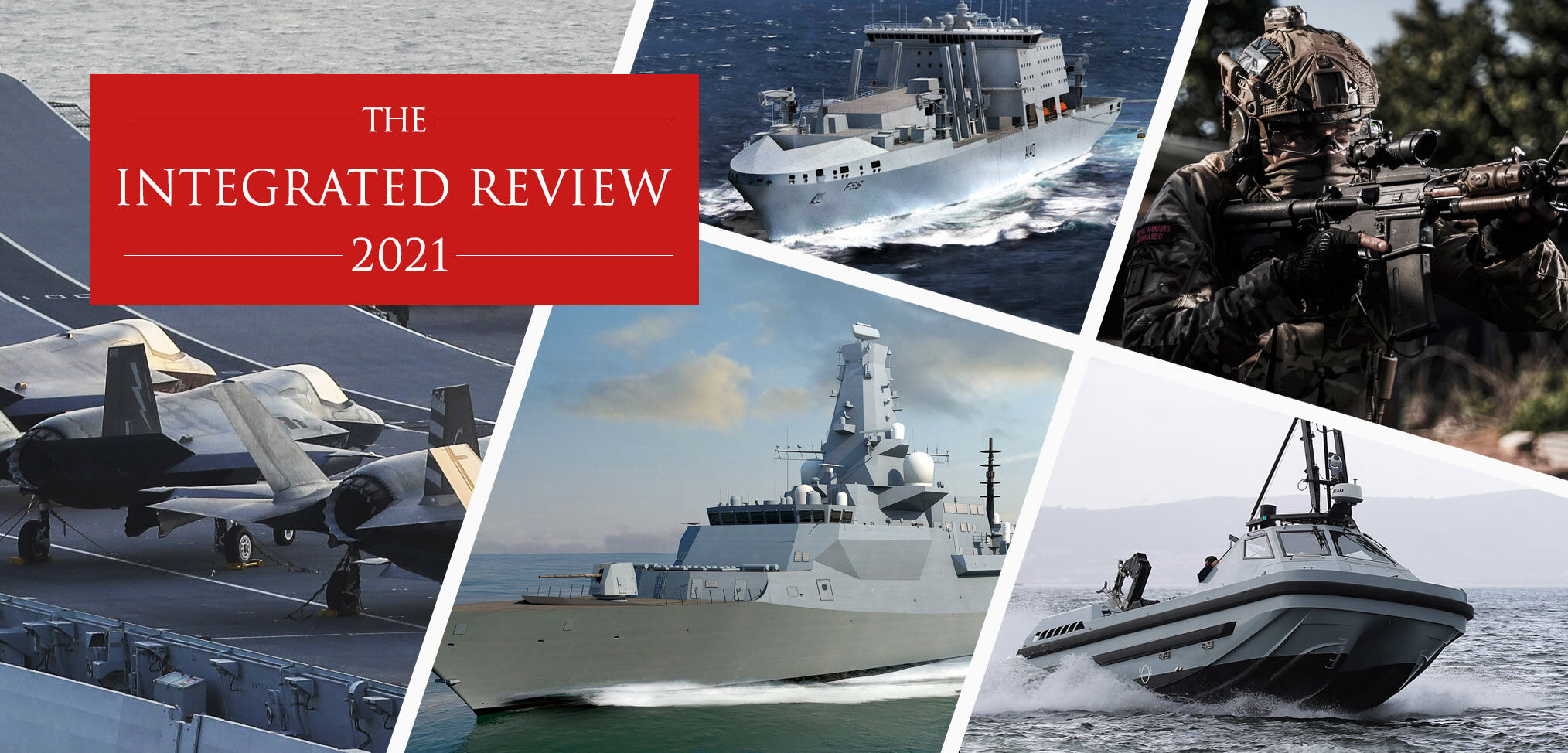 The Defence Command Paper and the future of the Royal Navy