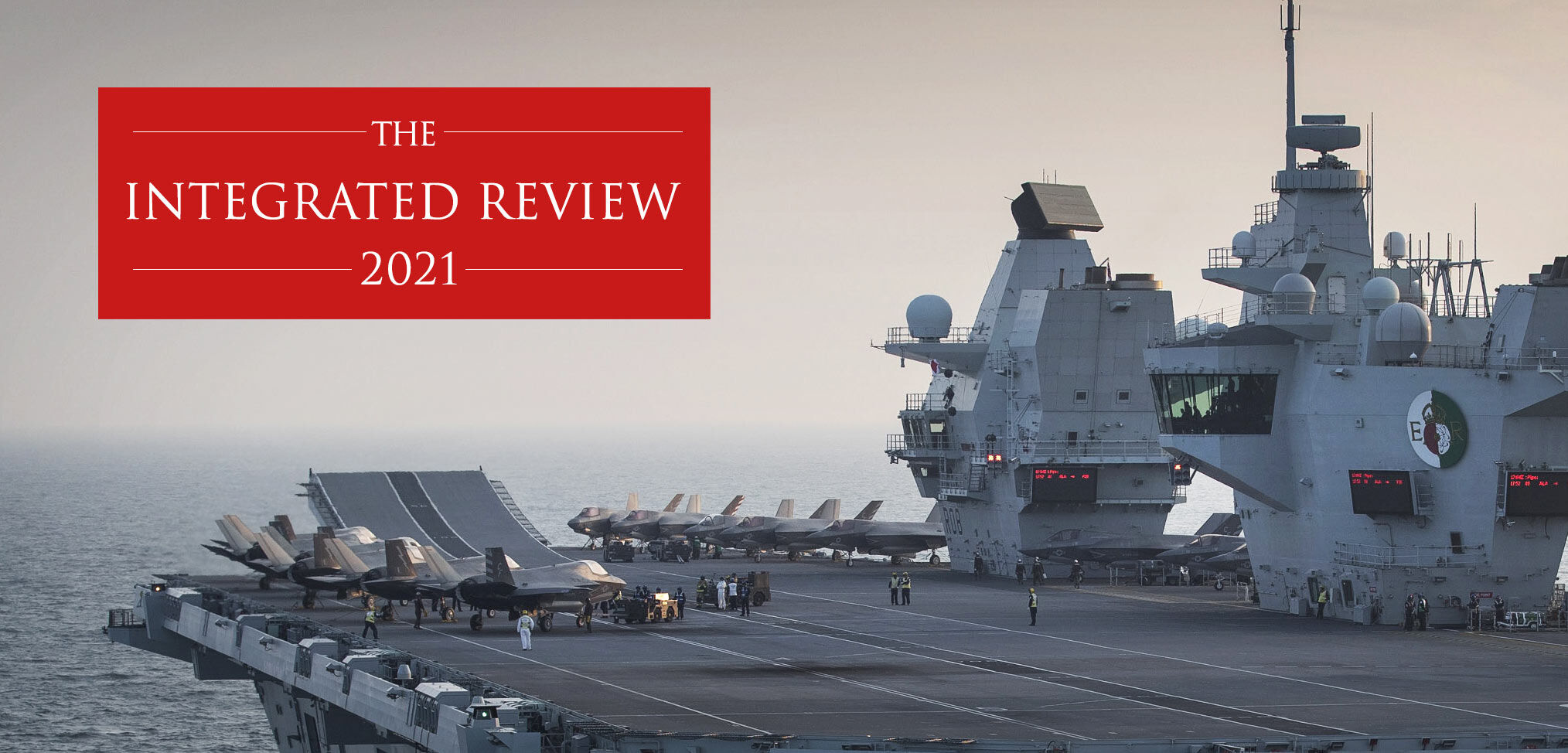 The Integrated Review – a Royal Navy perspective