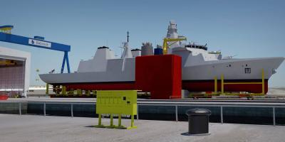 Type 31 frigate passes whole ship critical design review