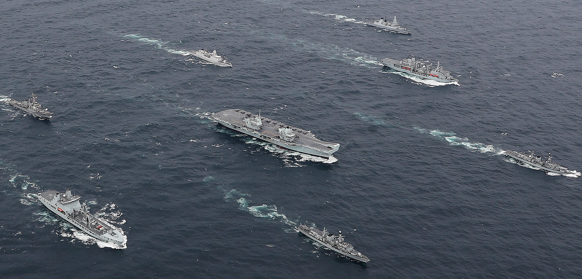 More details of the upcoming UK Carrier Strike Group deployment emerge