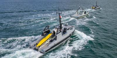 Autonomous systems – the future of Royal Navy mine warfare