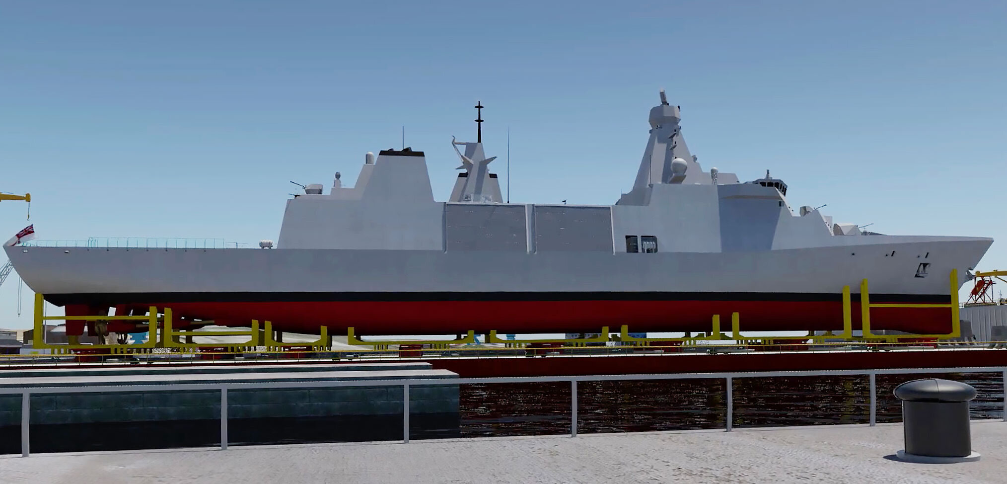 Royal Navy formally announces the names of the 'inspiration class' Type 31 frigates