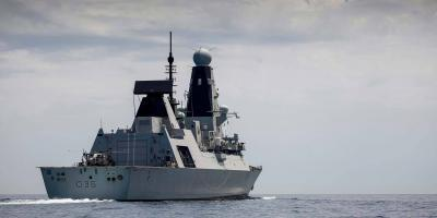 Was HMS Defender 'targeted' by the Russians in the Black Sea?