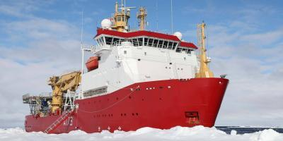 Arctic adventure – HMS Protector goes further North than any ship in Royal Navy History