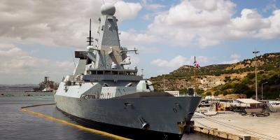 In focus: the Souda Bay naval facility