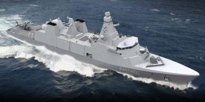 Babcock offers the Arrowhead-140 frigate design to Greek Navy