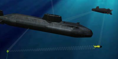 Stop, collaborate and listen: the technologies enabling underwater naval communications