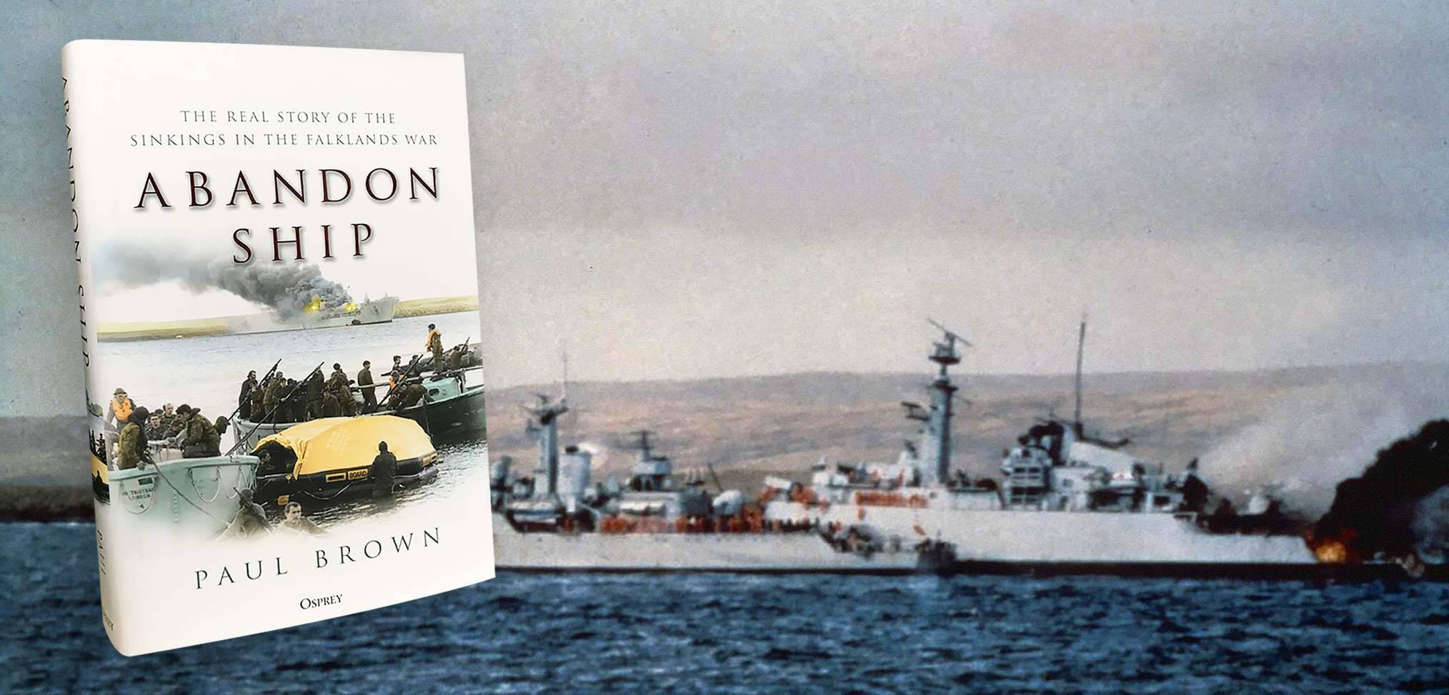 Abandon Ship – Book Review