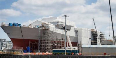 Royal Navy frigate programme update