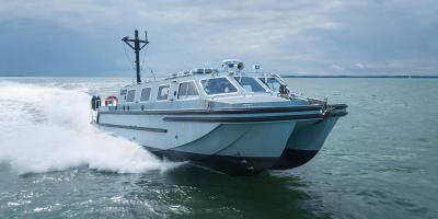 Passenger Transfer Boats for HMS Prince of Wales to be delivered this year
