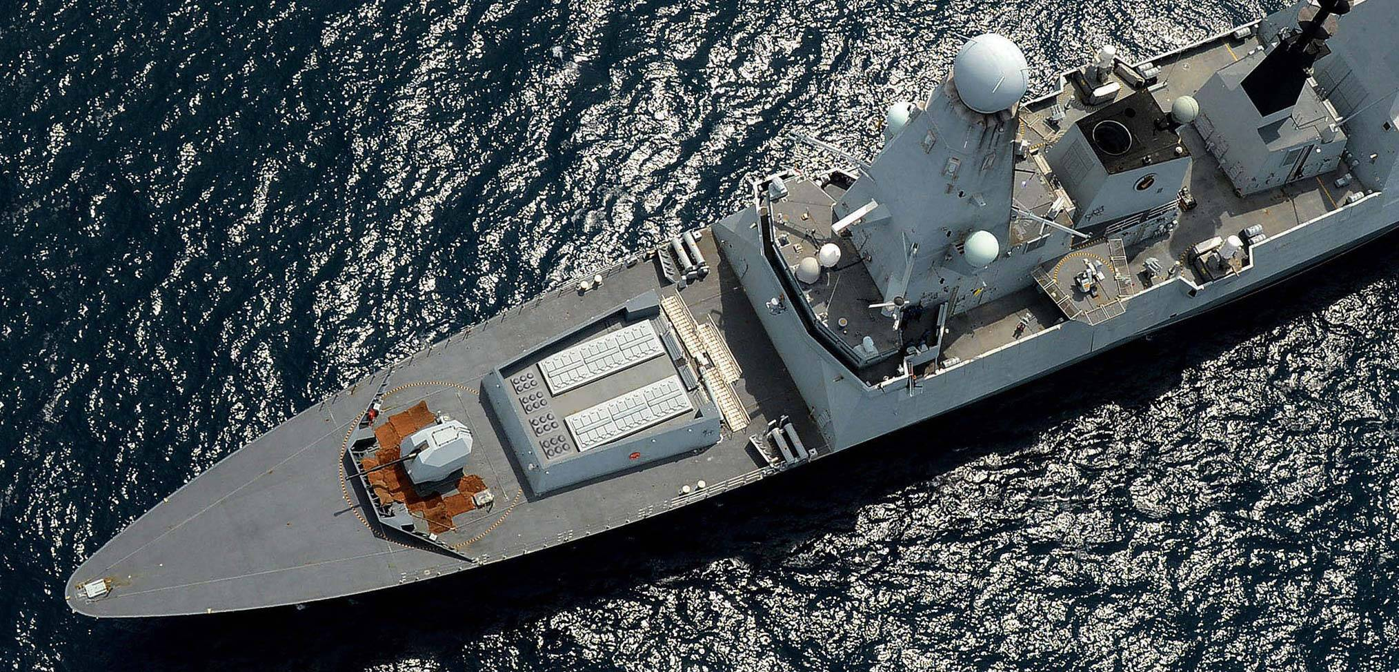 Royal Navy's Type 45 destroyers – reaching their full potential with addition of Sea Ceptor missiles