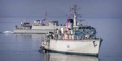 """Risky business? – Royal Navy goes """"all in"""" with autonomous mine warfare"""
