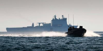 Understanding the Royal Navy's littoral response group concept