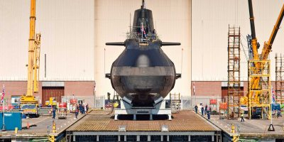 Royal Navy nuclear submarine technology to be shared with Australia