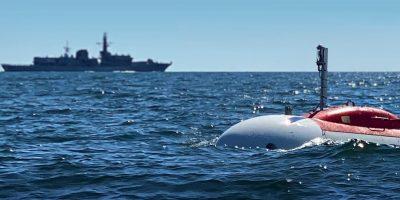 Progress report: Manta – the Royal Navy's experimental autonomous submarine