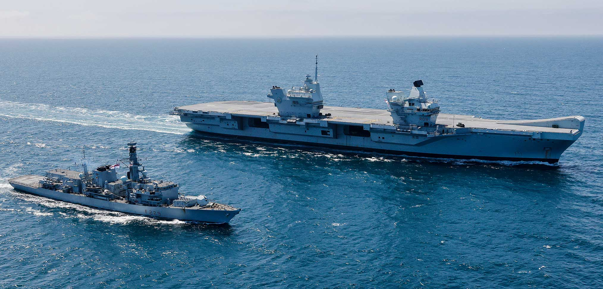 The First Sea Lord's upbeat message about the state of the Royal Navy