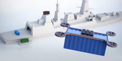 Thinking inside the box – the Royal Navy's containerised capability concept